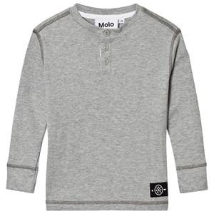 Molo Boys Tops Grey Radley Shirt Grey Melange