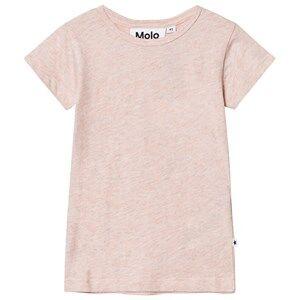 Molo Girls Tops Pink Rasmine Tee Cameo Rose