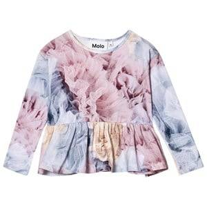 Molo Girls Tops Pink Risa T-Shirt Bella Bella
