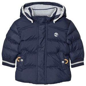 Timberland Boys Coats and jackets Navy Padded Puffer Jacket Navy