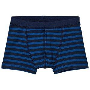 Molo Unisex Underwear Blue Jon Boxer Briefs Monaco Blue Stripe