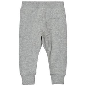 Molo Boys Bottoms Grey Ashton Soft Pants Grey Melange