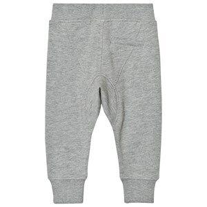 Molo Boys Bottoms Grey Ashton Soft Pants Grey Melange