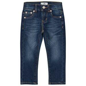 Levis Kids Boys Bottoms Blue Light Wash 510 Skinny Fit Jeans