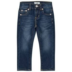 Levis Kids Boys Bottoms Blue Light Wash 510 Skinny Fit Jeans