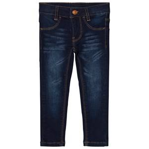 Levis Kids Girls Bottoms Blue Dark Wash 710 Super Skinny Jeans