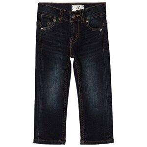 Levis Kids Boys Bottoms Blue Dark Wash 511 Slim Fit Jeans
