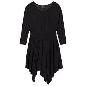 Image of Little Remix Girls Dresses Black New Blos Dress Black