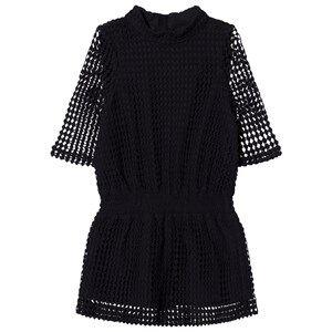 Little Remix Girls Dresses Black Amelie Lace Dress Black