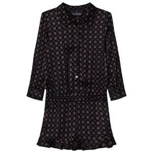 Image of Little Remix Girls All in ones Blue Pippa Romper Navy Cinnamon