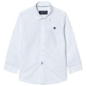Mayoral Boys Tops White White Smart Shirt
