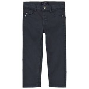 Mayoral Boys Bottoms Grey Charcoal 5 Pocket Chinos