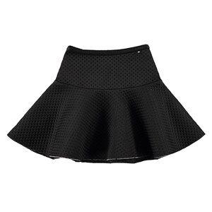 Image of Molo Girls Skirts Black Britani Skirt Black Bean