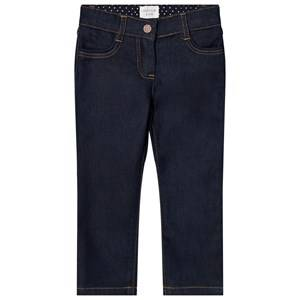 Carrément Beau Girls Bottoms Navy Indigo Slim Fit Jeans