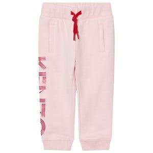Kenzo Girls Bottoms Pink Pink Branded Sweat Pants