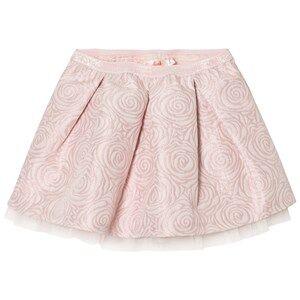 Billieblush Girls Skirts Pink Pink Rose Jacquard Skirt