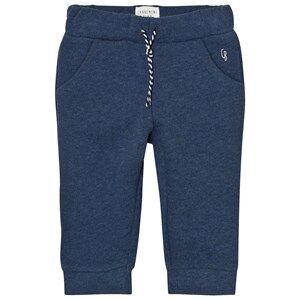 Carrément Beau Boys Bottoms Blue Blue Washed Sweat Pants