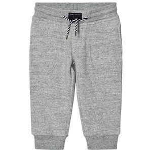 Little Marc Jacobs Boys Bottoms Grey Grey Branded Sweat Pants