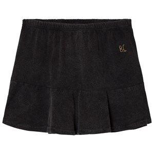 Bobo Choses Girls Skirts Black Jersey Skirt Black