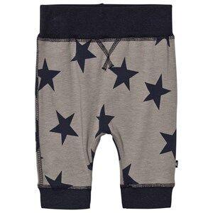 Molo Boys Bottoms Blue Sammy Soft Pants Navy Blazer Star
