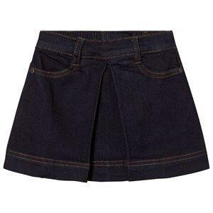 Molo Girls Skirts Blue Beatrice Skirt Raw Indigo
