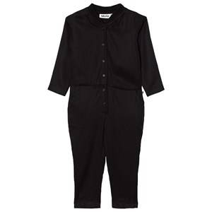 Molo Girls All in ones Black Alyna Jumpsuit Black Bean