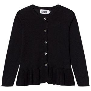 Molo Girls Jumpers and knitwear Black Gulia Cardigan Black
