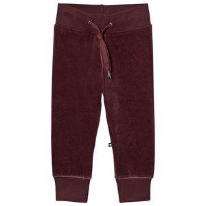 Molo Girls Bottoms Purple Adda Soft Pants Purple Mist