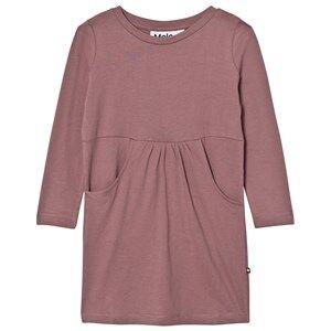 Molo Girls Dresses Purple Caro Dress Purple Mist