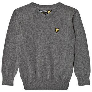 Scott Lyle & Scott Boys Jumpers and knitwear Grey Grey Knit Sweater