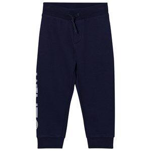 Kenzo Boys Bottoms Navy Navy Kenzo Logo Sweat Pants