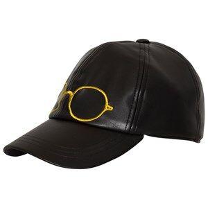 Wolf & Rita Unisex Headwear Black Black Sunglasses Cap