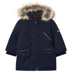 Absorba Boys Coats and jackets Navy Navy Padded Hooded Coat
