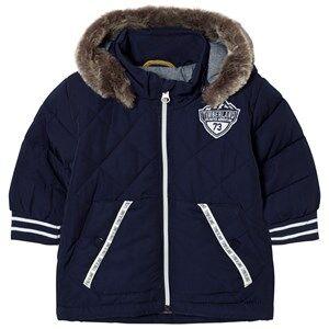 Timberland Boys Coats and jackets Navy Navy Padded Parka