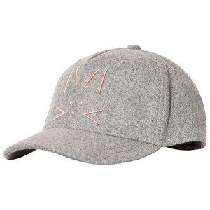 Molo Boys Headwear Sebastian Cap Grey Melange