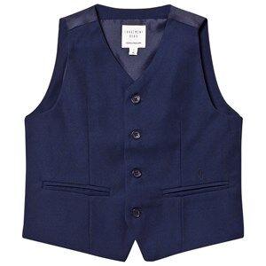 Carrément Beau Boys Coats and jackets Navy Navy Waistcoat