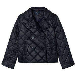Ralph Lauren Girls Coats and jackets Navy Navy Quilted Barn Jacket