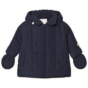 Emile et Rose Boys Coats and jackets Navy Navy Padded Coat