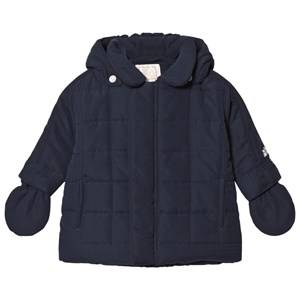 Emile et Rose Boys Coats and jackets Navy Navy Padded Coat