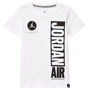 Air Jordan Boys Tops White White Jordan Air Branded Tee