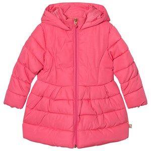 Billieblush Girls Coats and jackets Pink Pink Puffer Jacket Sequin Detail