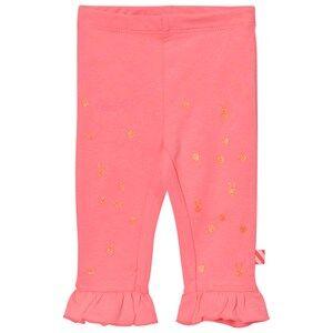 Billieblush Girls Bottoms Pink Pink Dots Bunny Leggings