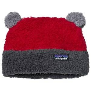 Patagonia Unisex Headwear Red Baby Furry Friends Hat Classic Red