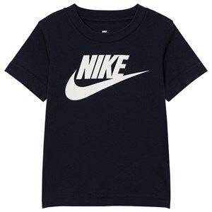 NIKE Boys Tops Navy Navy Nike Futura Tee