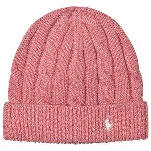 Ralph Lauren Girls Headwear Pink Pink Slouchy Hat