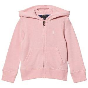Ralph Lauren Girls Jumpers and knitwear Pink Pink Terry Hoodie