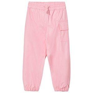 Hatley Unisex Bottoms Pink Pink Waterproof Trousers
