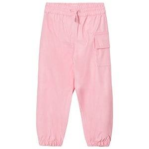 Hatley Unisex Bottoms Pink Pink Waterproof Trousers