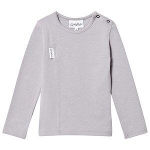 Gugguu Unisex Tops Grey Unisex Tricot Shirt Dabble Grey