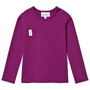 Gugguu Unisex Tops Purple Unisex Tricot Shirt Grape Juice